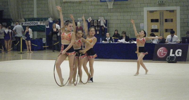 U.13 Group - Sharna, Eleanor, Connie & Reary