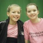 Skyla & Jessica U.11
