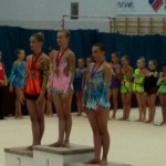 Catherine - English Rhythmic Championships 2011