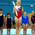 Francesca Grade 1 Champion
