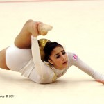 Mimi - English Rhythmic Championships 2011