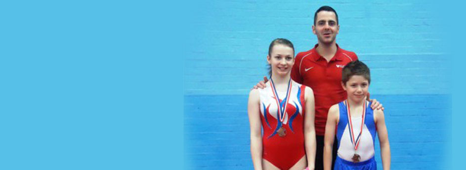 Tumblers Jaydon & Kayleigh Medal in Southampton Friendly