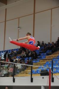 16ieme tournoi international de gymnastique