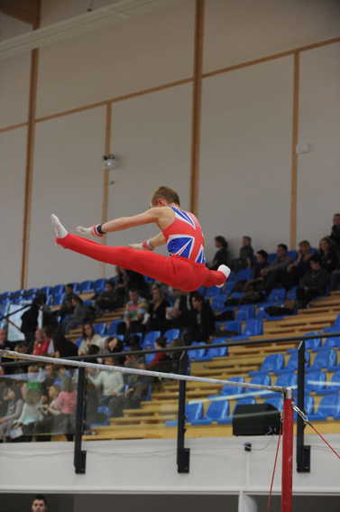 16ieme tournoi international de gymnastique