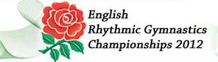 English Rhythmic Gymnastics Championships 2012