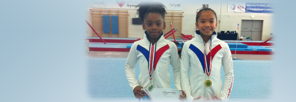 Taeja & Christine are Regional Voluntary Level 3 Champions