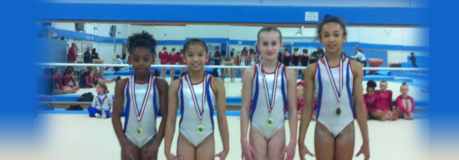 Girls Become West Midlands Regional Level 2 Team Champions