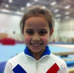 Kate - Compulsory 3 Bronze Medallist