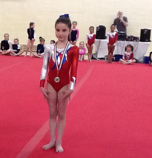 Millie, Grade 14 (InAge) Silver Medallist 2013