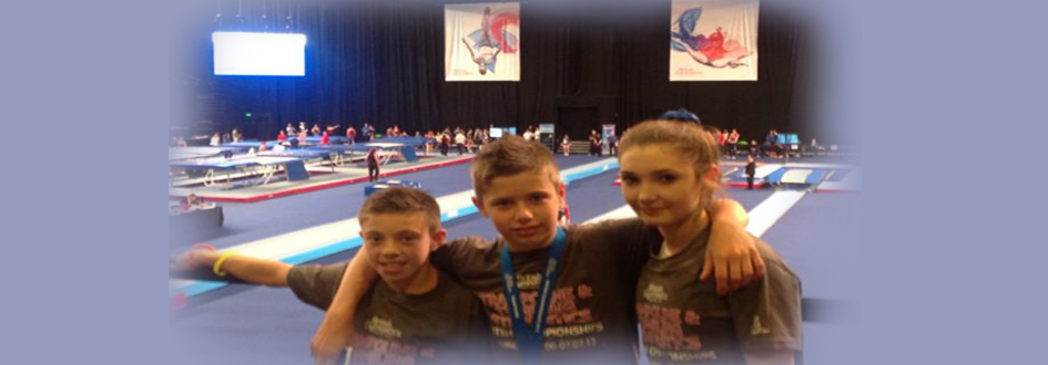 Tumblers Qualify at British Championships 2013