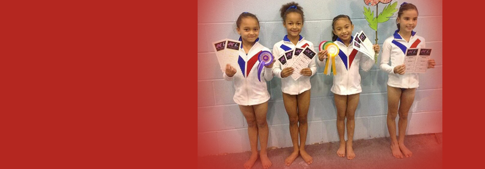 CBGC Womens Level 5 Squad Shine at Alpha Factor