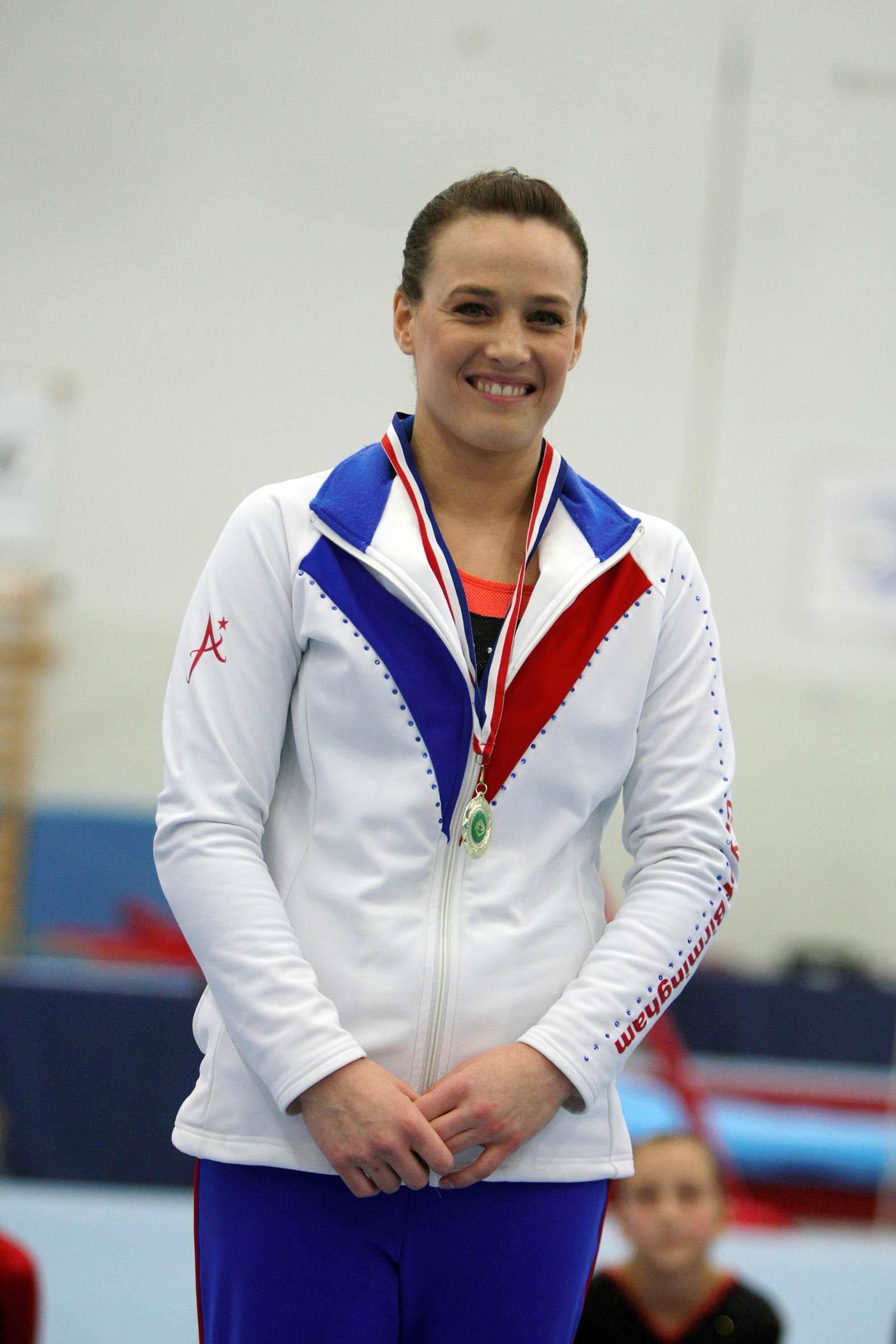 Emma White - West Midlands Senior FIG  Champion 2013