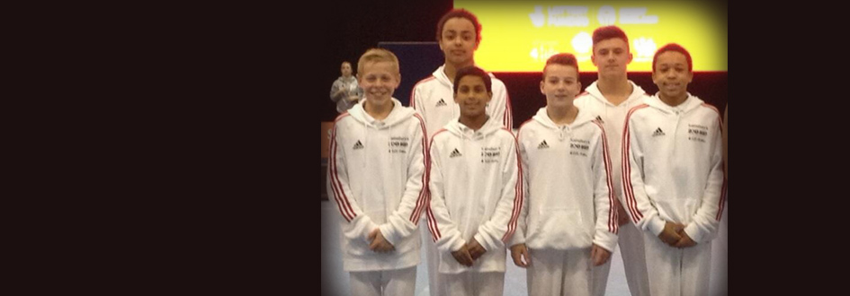 England are School Games Champions 2013