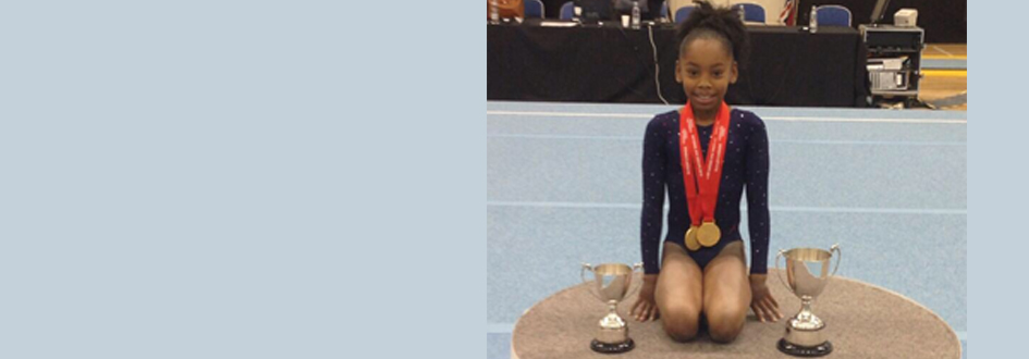 Taeja is British Level 2 Champion 2013