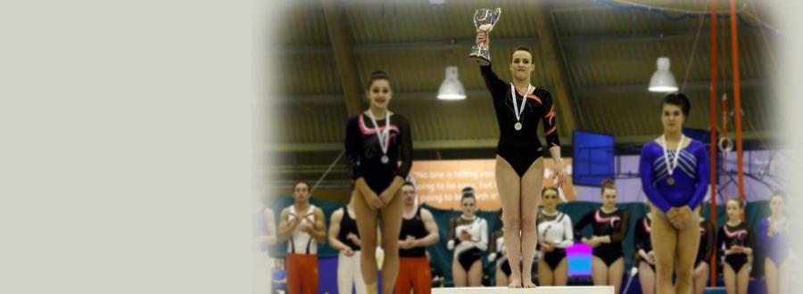 Emma White is New Scottish Champion 2014
