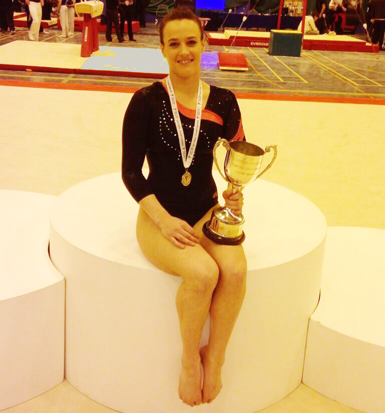 Emma White_Scottish Champion 2014