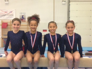 West Midlands Compulsory 4 medal winners & selected national team finalists