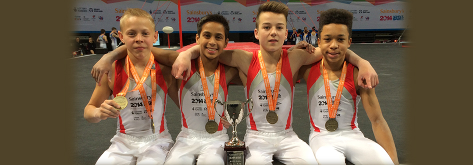 UK School Games Champions 2014