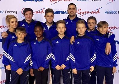 CBGC Tumble Team 2015