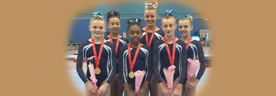 CBGC Womens Junior team Champions 2015