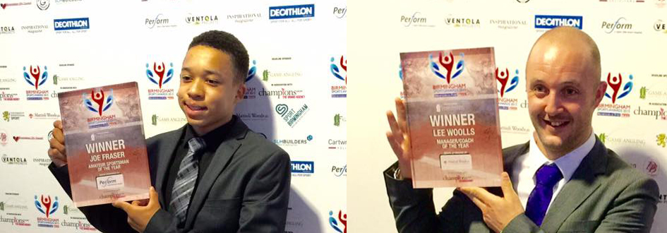 Gymnastics Wins at Birmingham Sports Awards