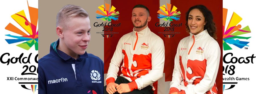 These Are The Birmingham Gymnasts Selected for Commonwealth Games 2018