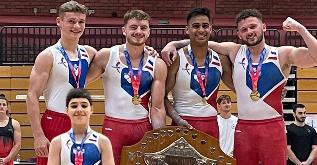 Senior Mens British Team Champions (Adams Shield) 2021