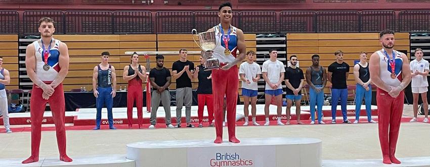 Josh Nathan – Senior Mens British Champion 2021